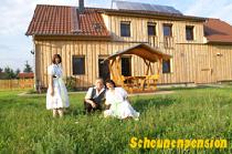 Scheunenpension und Ferienwohnung Lux