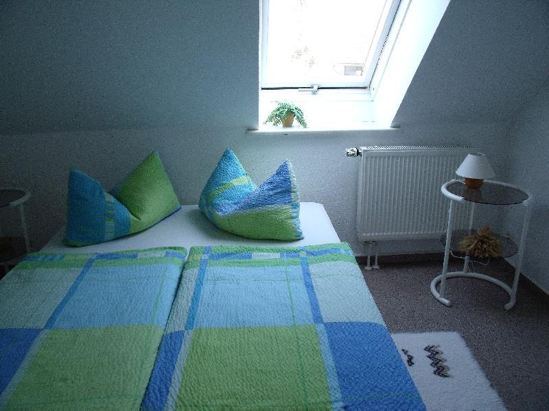 Schlafraum (Doppelbett)
