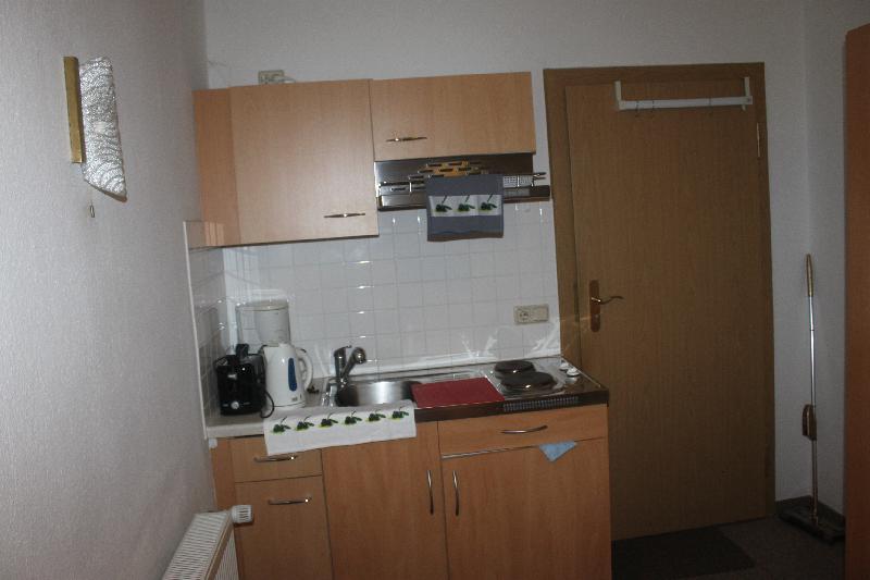 Wohnung 3 Küchenzeile