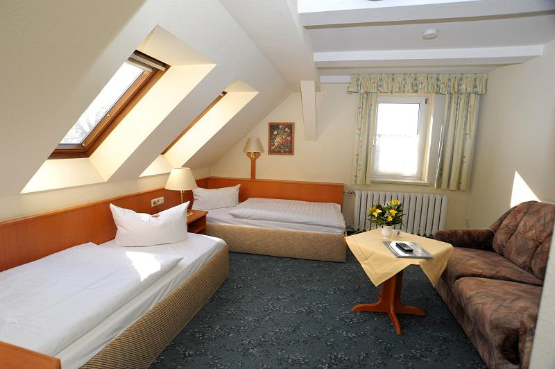 Standard - Zweibettzimmer