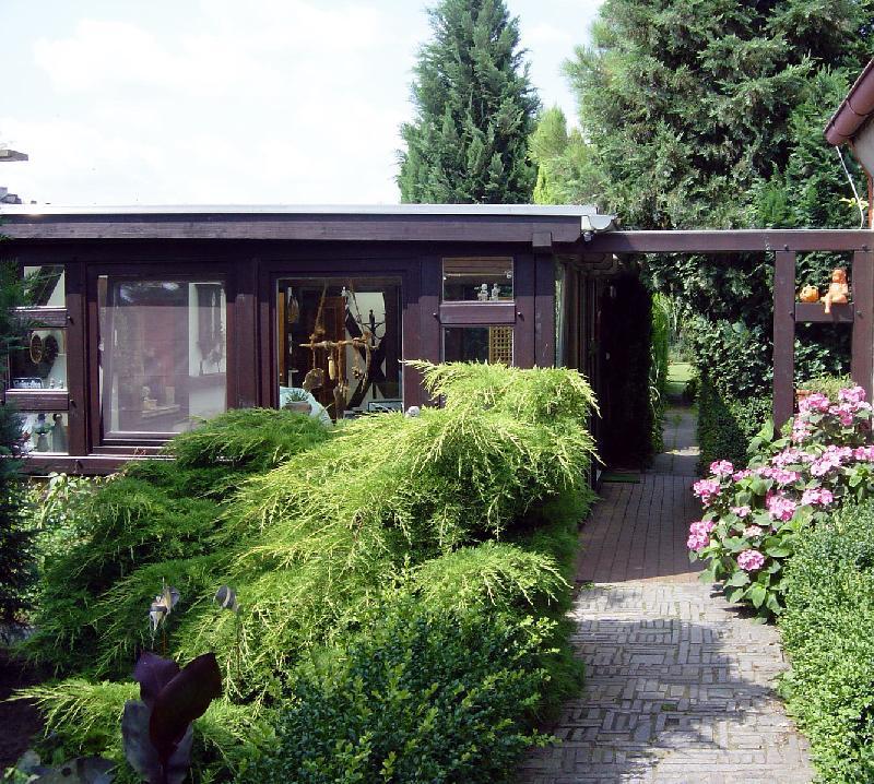 Wintergarten Fewo klein