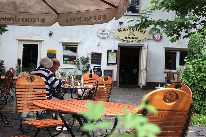 Kartoffelgasthaus Knidle & Pension