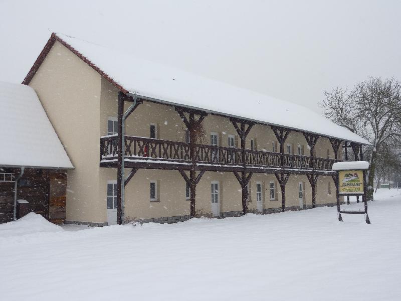 Übernachtungen im Winterurlaub im Spreewald