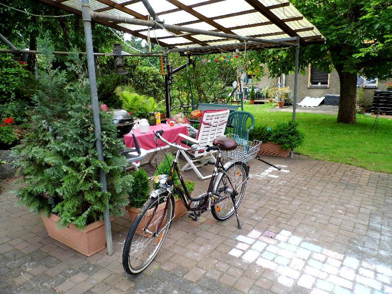 Ferienhaus und Fahrradhaus Schwarz