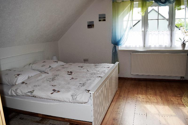 1.Schlafzimmer im Obergeschoss