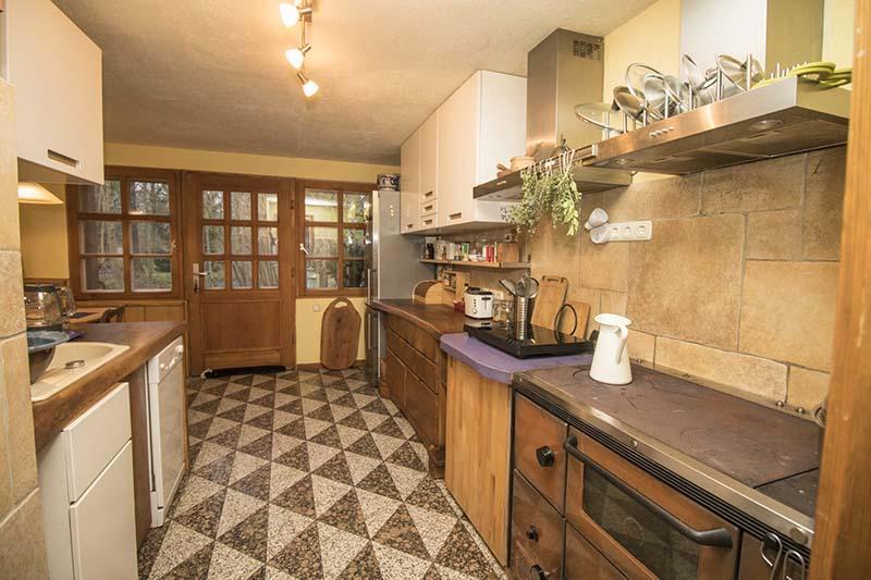 Hexenhaus - spreewaldtypische Küche