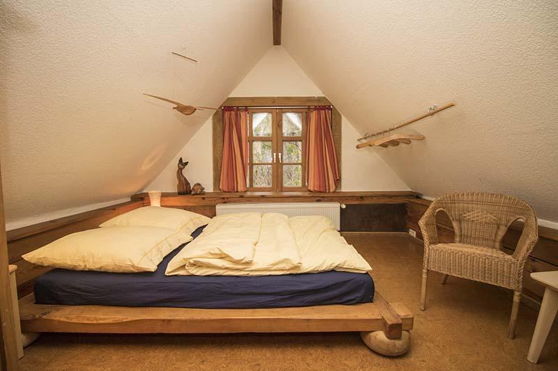 Hexenhaus - Schlafzimmer 2 Obergeschoss