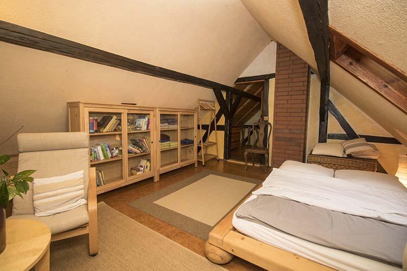 Hexenhaus - Schlafzimmer 1 Eingangsbereich