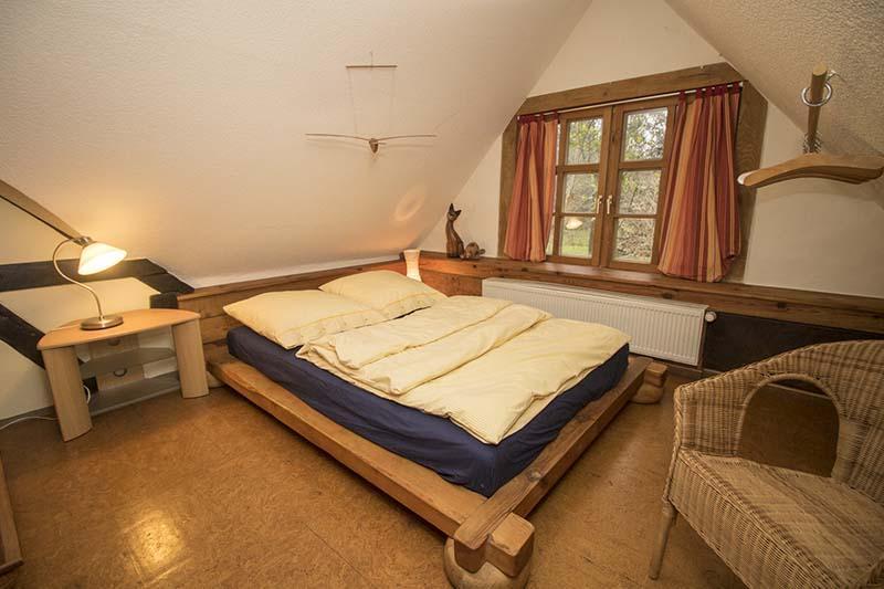 Hexenhaus - Aussicht vom Schlafzimmer 2