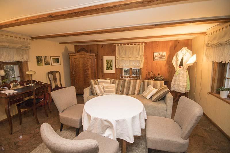 Hexenhaus - Wohnzimmer
