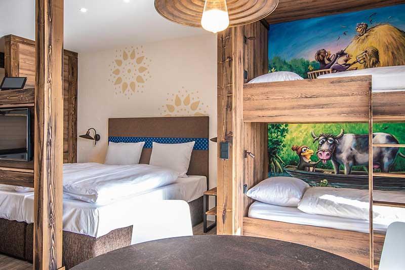 Hotel Spreewelten Apartment-Typ 1