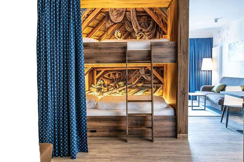 Hotel Spreewelten Apartment-Typ 2
