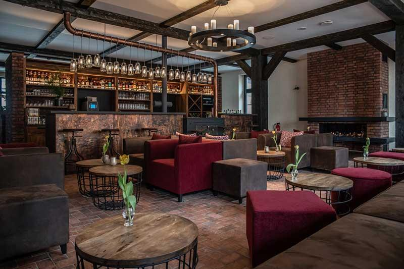 Hotel Spreewelten Lounge