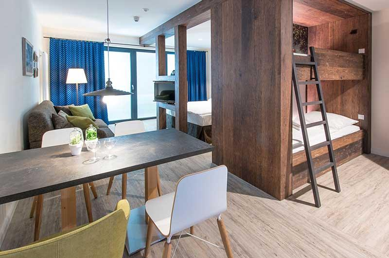 Hotel Spreewelten Apartment-Typ A