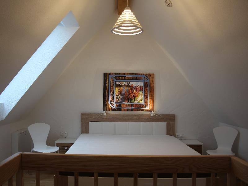 Wohnung 4 Baumhaus Dachgeschoss