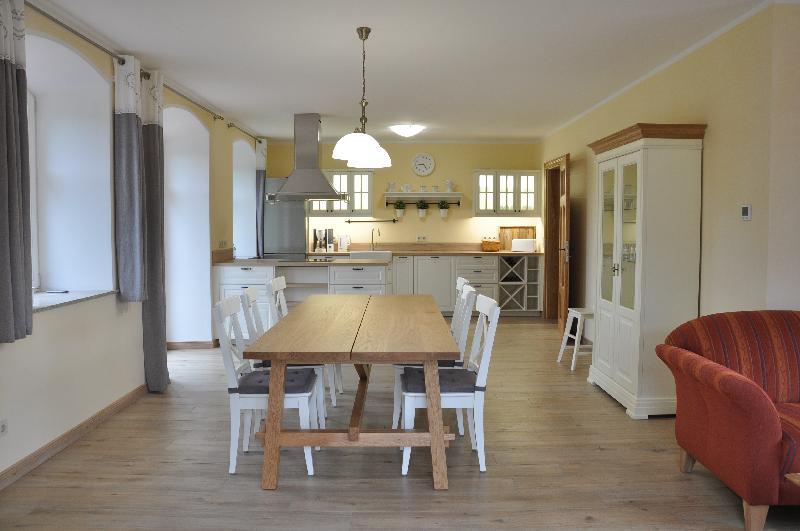 Wohnküche Landhaus