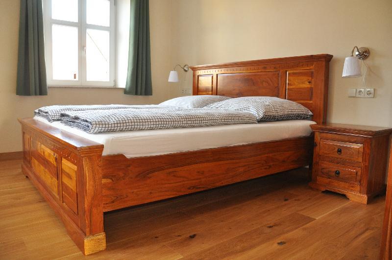 Schlafzimmer 1 Landhaus