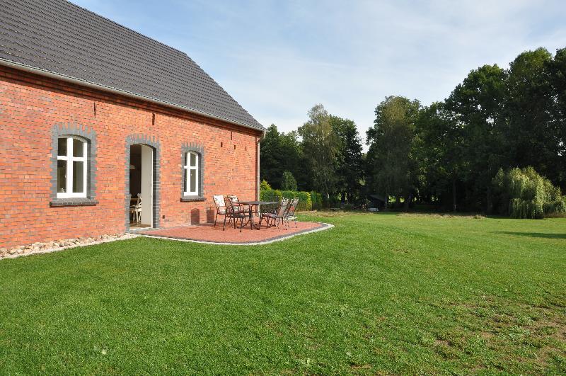Terrasse 1 Landhaus